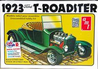"AMT1923 Ford ""T"" Roadster, Stock or Rod"