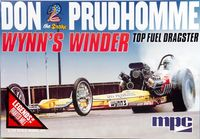 "MPC Don ""Snake"" Prudhomme ""Wynn's WInder"" 1969 Front Engined Dragster"