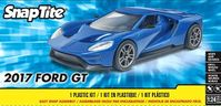 Revell 2017 Ford GT, SnapTite, Blue