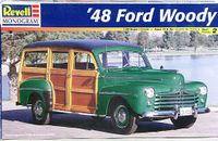 Revell 1948 Ford Woody Station Wagon