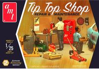 "AMT ""Tip Top Shop"" Garage Accessory Set #2"