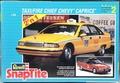 """Revell 1992 Chevy Caprice Fire Chief or Taxi """"SnapTite"""""""