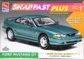 AMT 1994 Ford Mustang GT, SnapsFastPlus