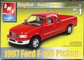 """AMT 1997 Ford F-150 SuperCab Styleside Pickup, """"SnapFast"""""""