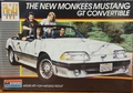 """Monogram """"The New Monkees"""" 1987 Mustang GT Convertible"""