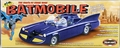Polar Lights The 1960's DC Comic Book Batmobile with Figures