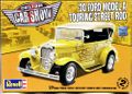 "Revell/Monogram 1930 Ford Model ""A"" Touring (Phaeton) Street Rod, Newly Revised Issue"