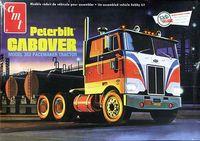 AMT Peterbilt 352 Pacemaker Cabover Semi Tractor