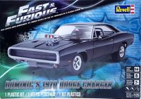 """Revell """"The Fast and the Furious"""" Dominic's 1970 Dodge Charger"""