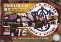 "Monogram Ron Hornaday Jr. #16 ""Smith & Wesson"" 1996 Monte Carlo, Special Edition"