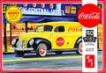 AMT 1940 Ford Sedan Delivery, Stock, Custom Street Rod, or Coca-Cola Delivery