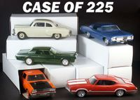 One Case of 225 Spotlight Hobbies Model Car Boxes