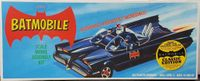 Polar Lights Batmobile from the 1966 Television Show, 1/32 Scale