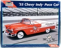 Revell/Monogram 1955 Chevy Convertible Indy 500 Pace Car