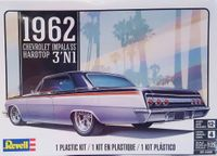 Revell 1962 Chevy Impala SS Hardtop, Stock, Drag or Street Machine