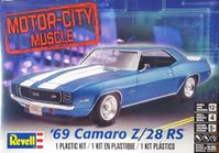 Revell 1969 Chevy Camaro Z/28 RS Hardtop