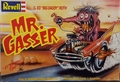 "Revell Ed ""Big Daddy"" Roth ""Mr. Gasser"" with '57 Chevy Caricature"