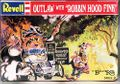 """Revell Ed """"Big Daddy"""" Roth """"Outlaw with Robbin Hood Fink"""""""