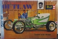 "Revell Ed Roth ""Outlaw"" Show Rod"