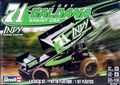 "Revell Joey Saldana #71 ""Indy Race Parts"" Winged Sprint Car"