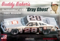 "Salvinos Jr. Models Buddy Baker ""Gray Ghost"" #28 ""Napa"" 1977 Olds Cutlass Nascar"