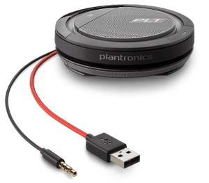 Plantronics Calisto 5200USB-C with 3.5mm Cord Speakerphone