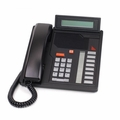 Aastra M5208 (Black) Equipped with an LCD, Suited for occasional call coverage