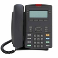 Avaya 1120 IP Deskphone (Charcoal with Keycaps and No Power Supply)