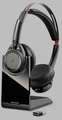 Plantronics Voyager Focus UC-M B825-M WITH STAND 202652-02