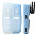 Blue Silicone Case with Belt (Doesn't include phone) 2310-37180-002