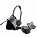 CS520 HL10 Plantronics Wireless Binaural Headset System with Handset Lifter