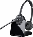 Plantronics CS520 Wireless Headset Binaural