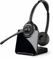 Plantronics CS520-XD Binaural Wireless Headset 900 MHz