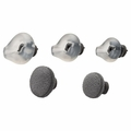 Ear Tip Kit 72913-01 for the Plantronics  CS70, CS70N, 510, 510S, 510USB Wireless Headset