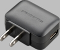 Modular AC Wall Charger for Voyager Legend, Voyager Legend UC, and Calisto 620