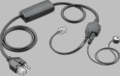 Plantronics APV-63 EHS Cable 38734-11 (Avaya) replaces APV-62, making it compatible with On-Line Indicator