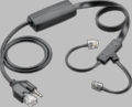 APC-41 Upgrade to APC-43 Plantronics 38350-11 EHS Cable  Works with Cisco Replaces APC-40 (38350-01) NEW