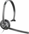 Plantronics M214C Mobile Corded headset for Cordless phones and Mobile Phones with 2.5mm port