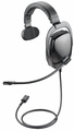 Plantronics SHR2082-01 Ruggedized Single Ear Circumonaural Headset 8-week Lead Time NEW