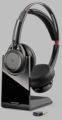 Plantronics Voyager Focus UC B825 Bluetooth Wireless with Base 202652-01