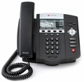 Polycom SoundPoint IP450 Phone (Does not include Power Supply)