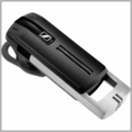 PRESENCE-UC - High End Bluetooth Mobile Business headset with small dongle for UC solutions like: Cisco, Avaya, IBM Sametime.