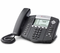 SoundPoint IP 650 6LINE IP Phone (Does not include Power Supply)