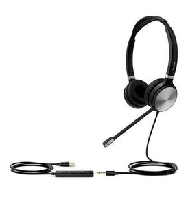 Yealink UH36-Dual Wired Computer Headset