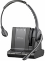 Plantronics Savi W710 Wireless Headset System 3-in-1, Over-the-Head