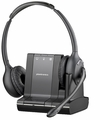 Plantronics Savi W720 Wireless Headset System Over-the-Head Binaural