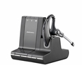 Plantronics Savi W730-M Wireless Headset System for Microsoft Lync 3-in-1, Over-the-Ear