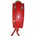 Wall Phone (Red)
