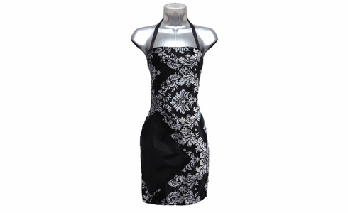 Hairstylist Apron Orleans-Black