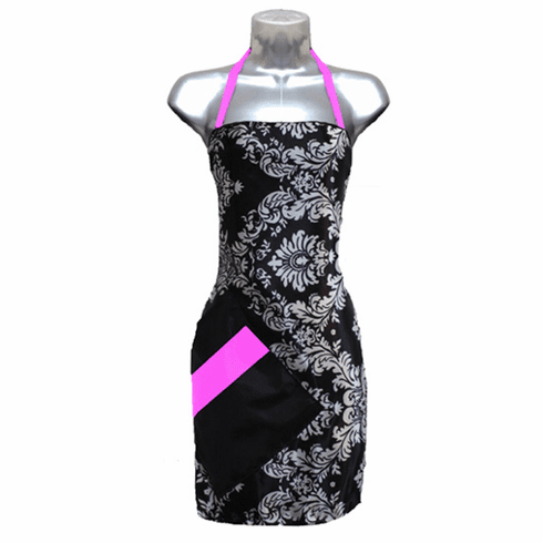 Hairstylist Apron Orleans-Pink